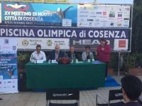 NUOTO: PRESENTATO IL MEETING CITTA' DI COSENZA